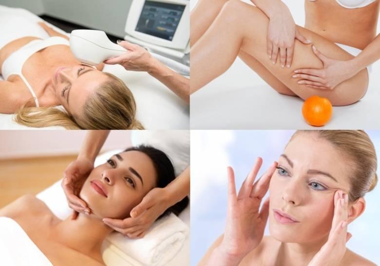 Radio frecuencia facial y corporal.